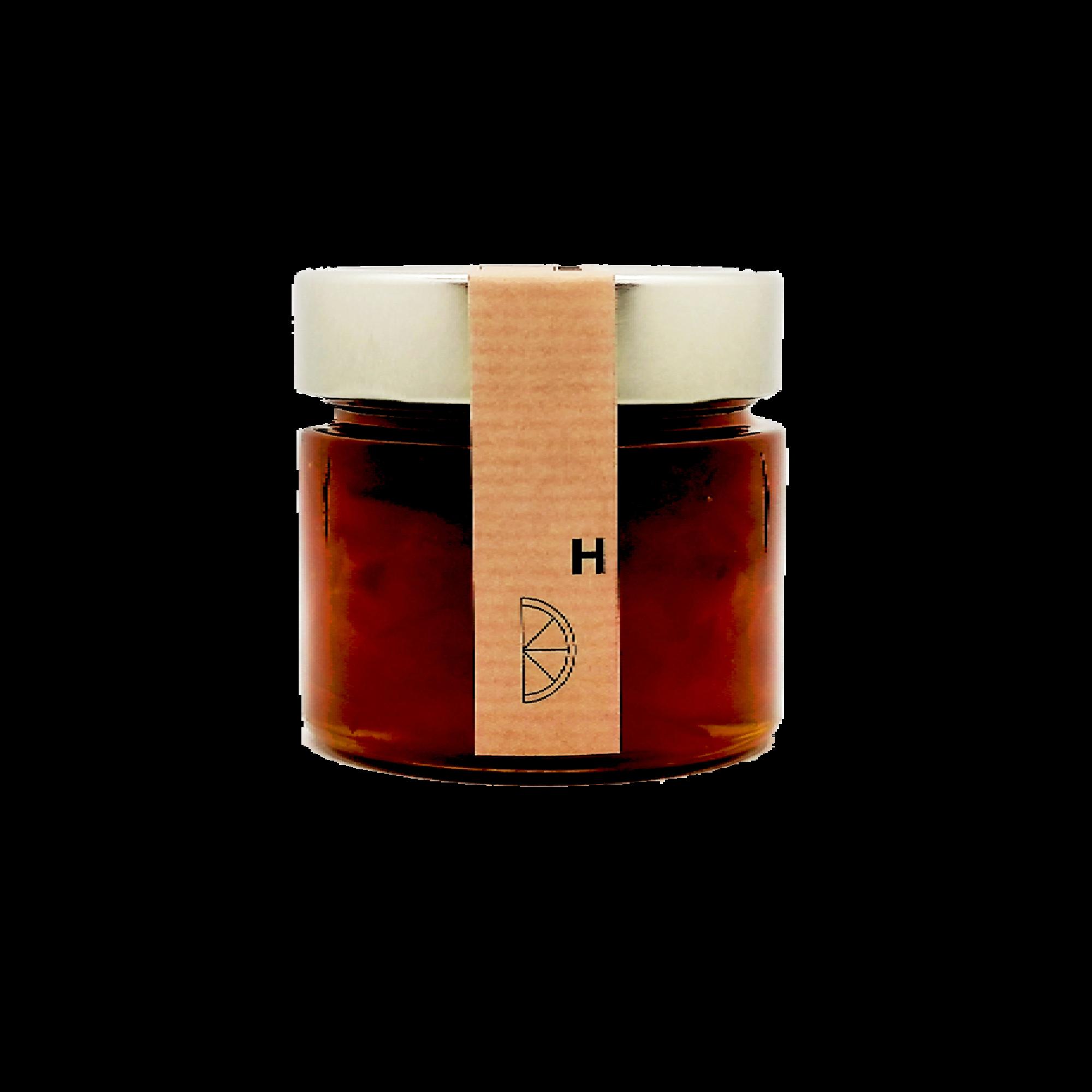 Bergamotte Honich Vegan
