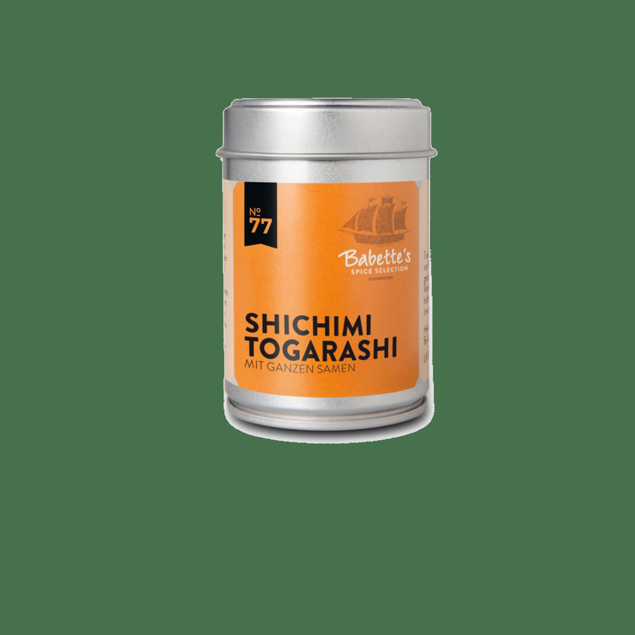 Shichimi Togarashi Gewürz Feinkost
