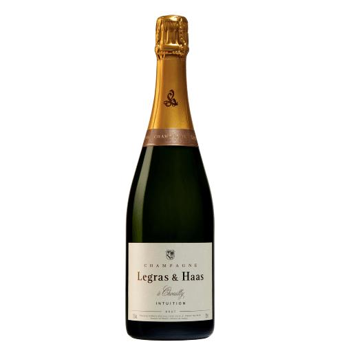 Champagner Brut Intuition von Legras & Haas