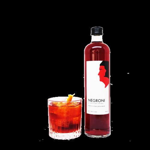 Negroni Raygrodski Feinkost Cocktail