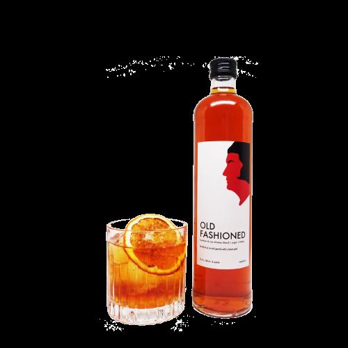 Old Fashioned Raygrodski Feinkost Cocktails bottled