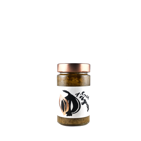 Confit d`oignon – Zwiebelkonfit